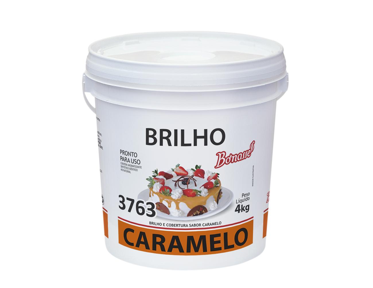 Geleia Brilho Caramelo