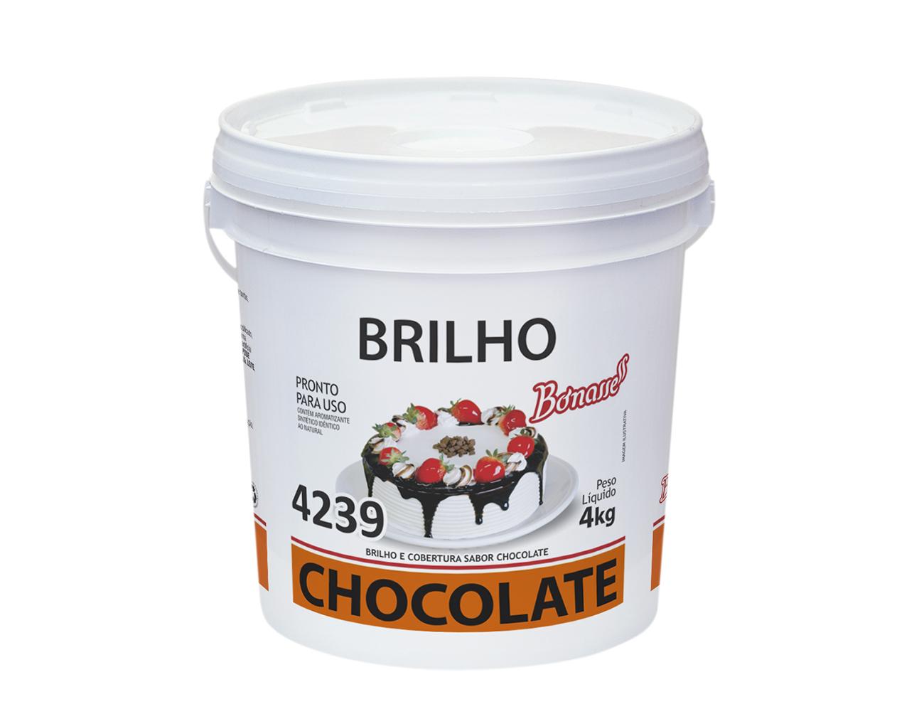 Geleia Brilho Chocolate