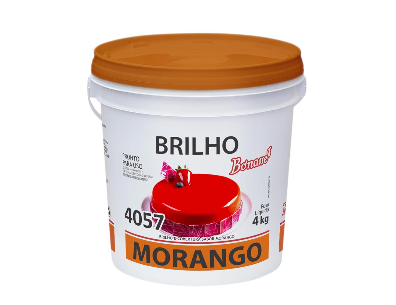 Geleia Brilho Morango