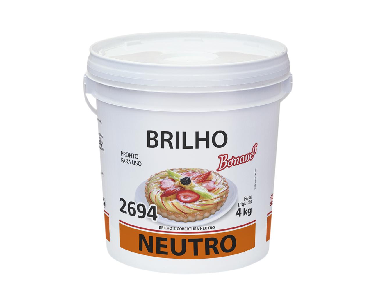 Geleia Brilho Neutro