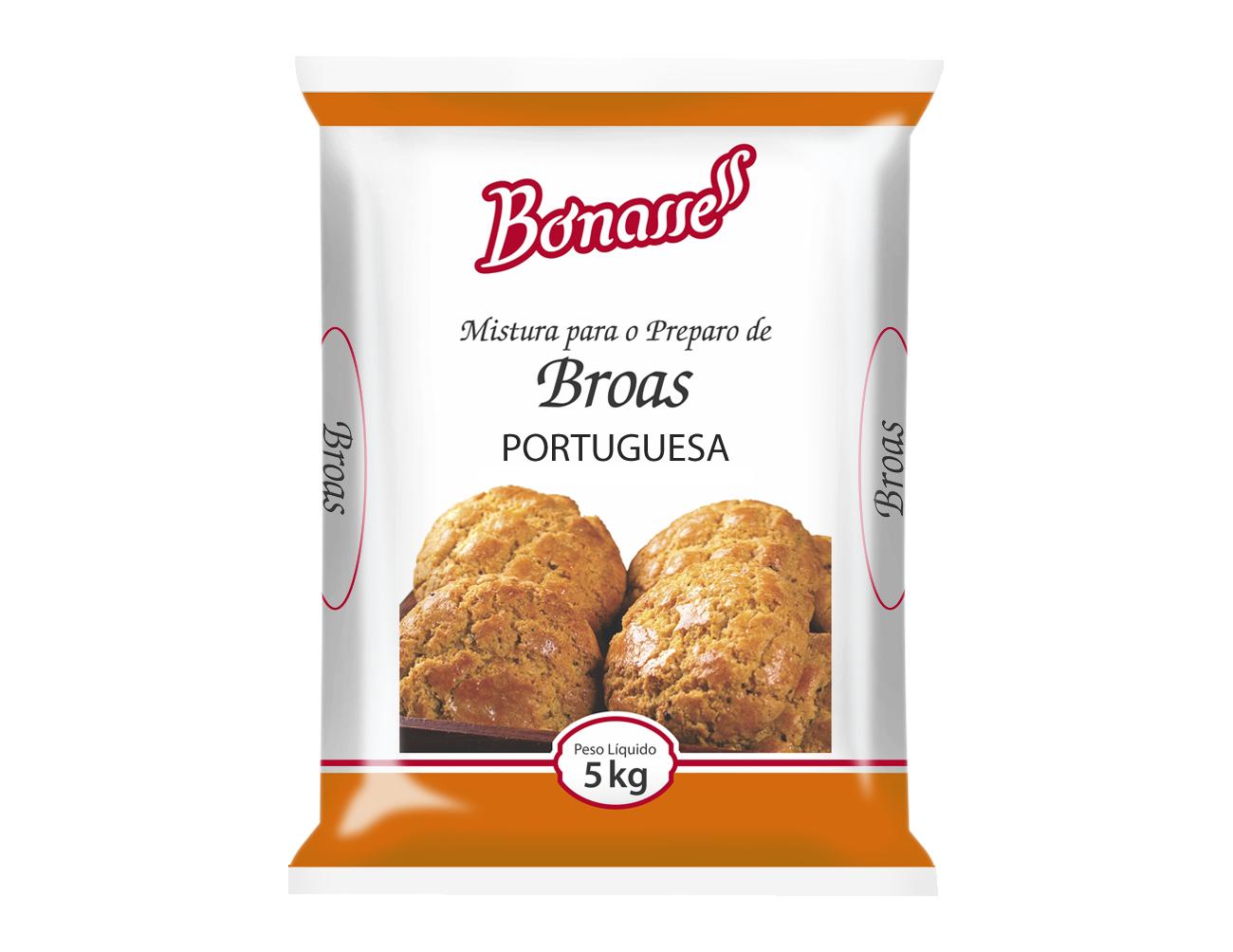 Mistura Broa Portuguesa