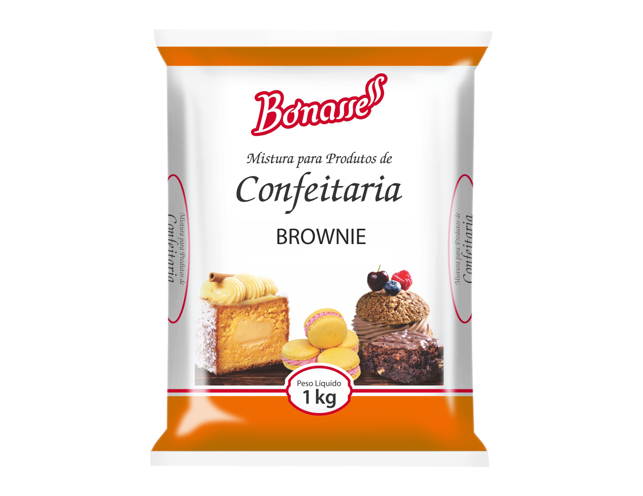 Mistura Brownie