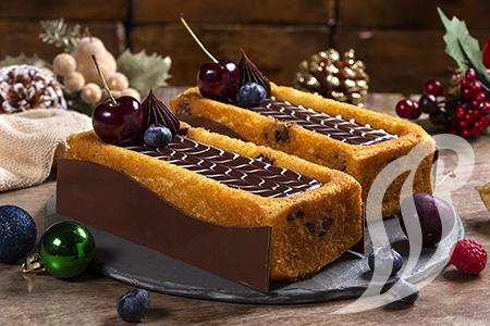 Chococake de Natal