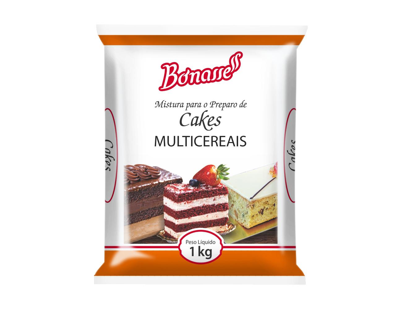 Mistura Cake Multicereais