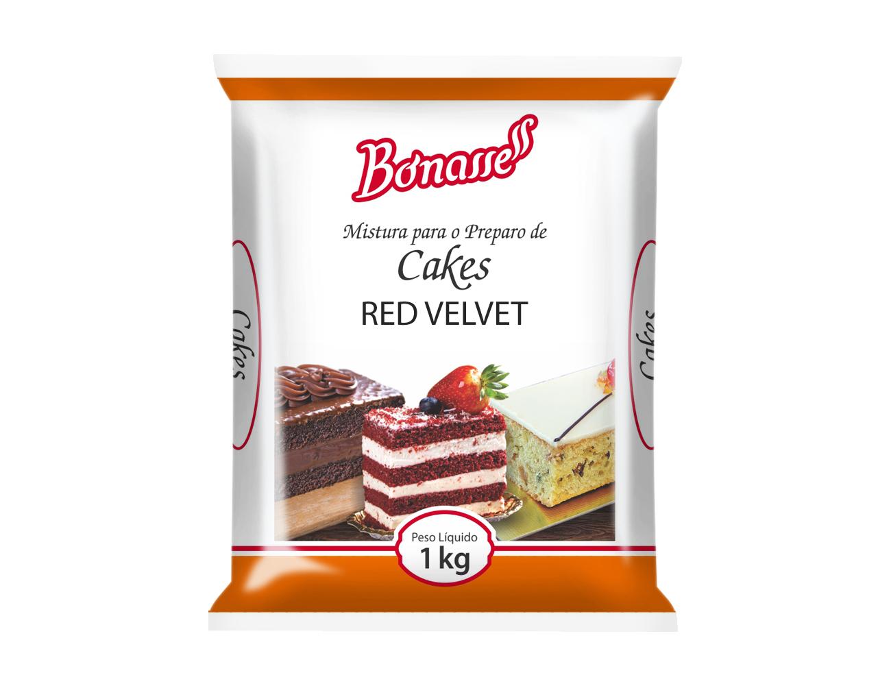 Mistura Cake Red Velvet