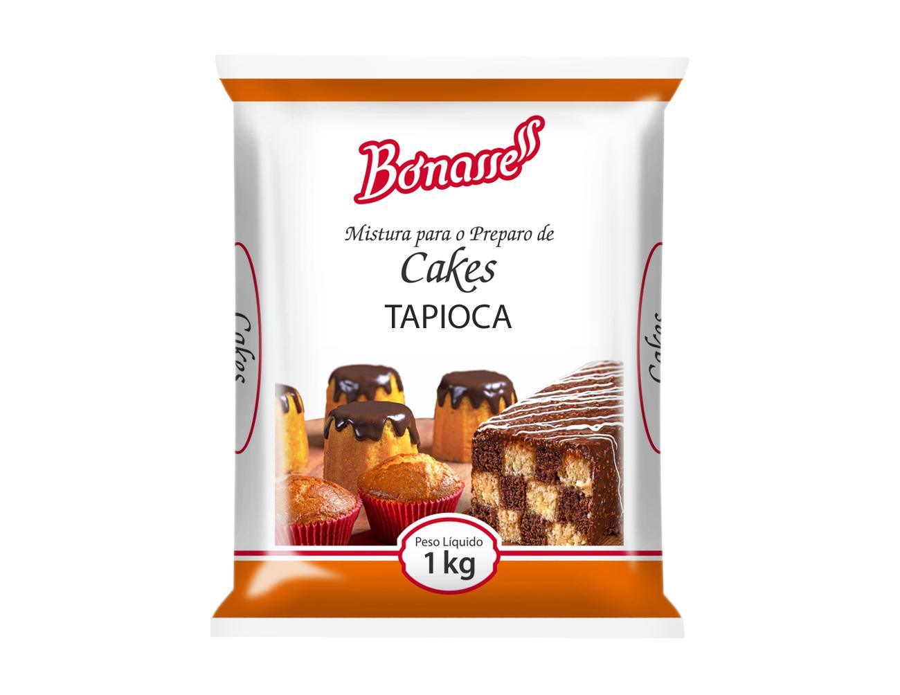Mistura Cake Tapioca