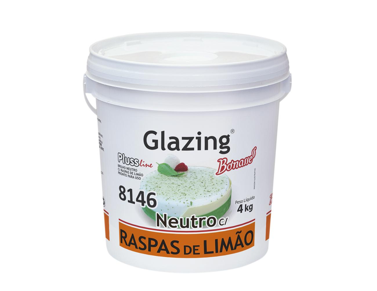 Glazing® Neutro c/ Raspas de Limão