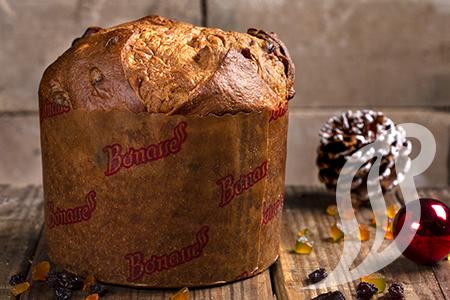 Mistura Panetone em Pasta com Gema