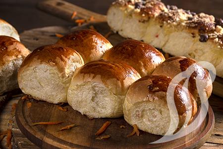 Mistura Pão de Cenoura