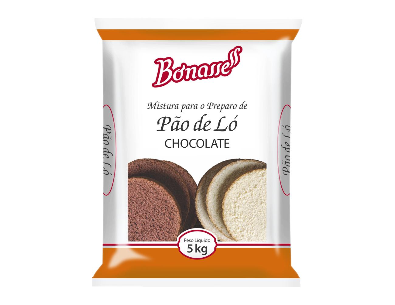 Mistura Pão de Ló Chocolate