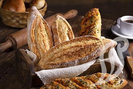 Mistura Pão de Tapioca