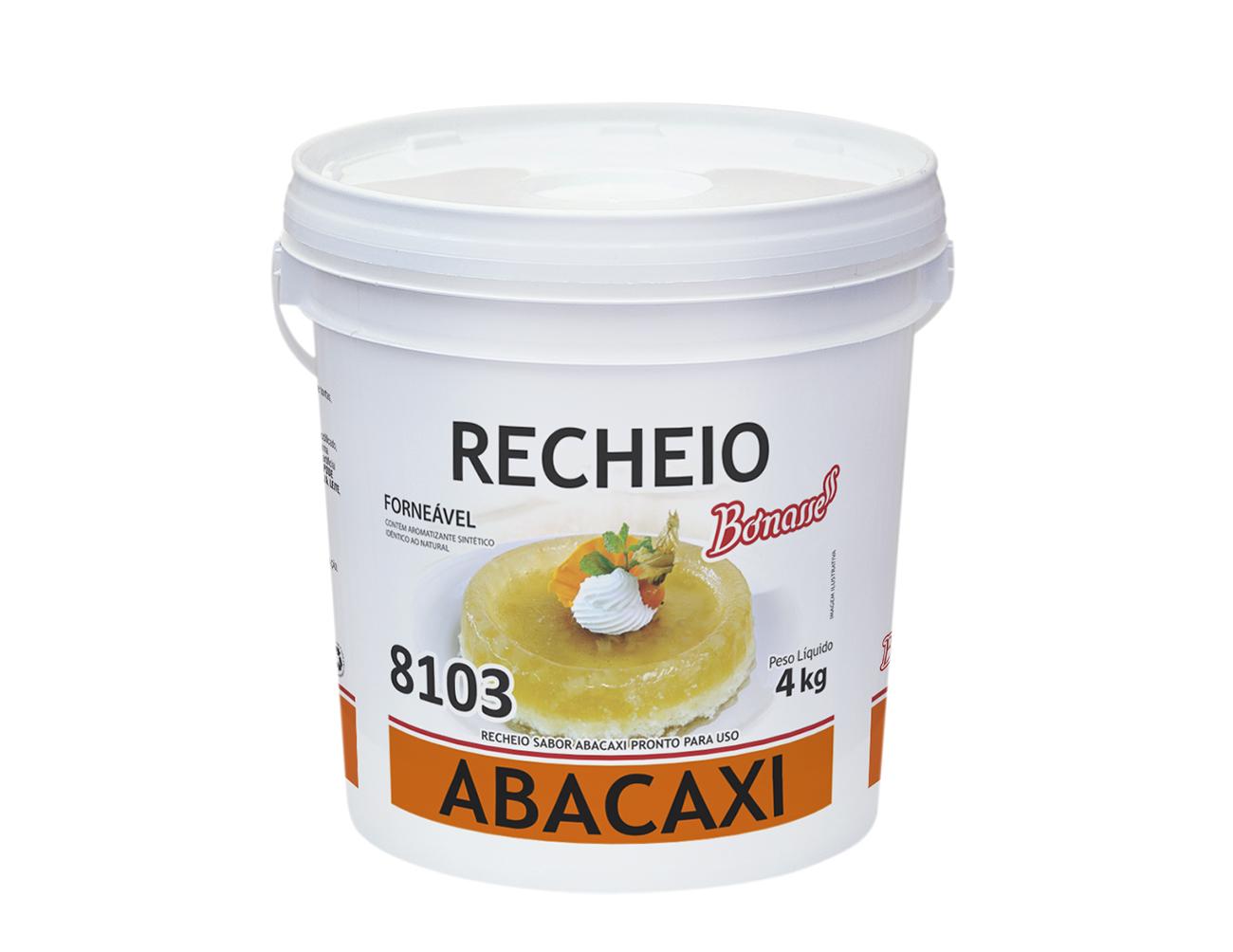Recheio Abacaxi