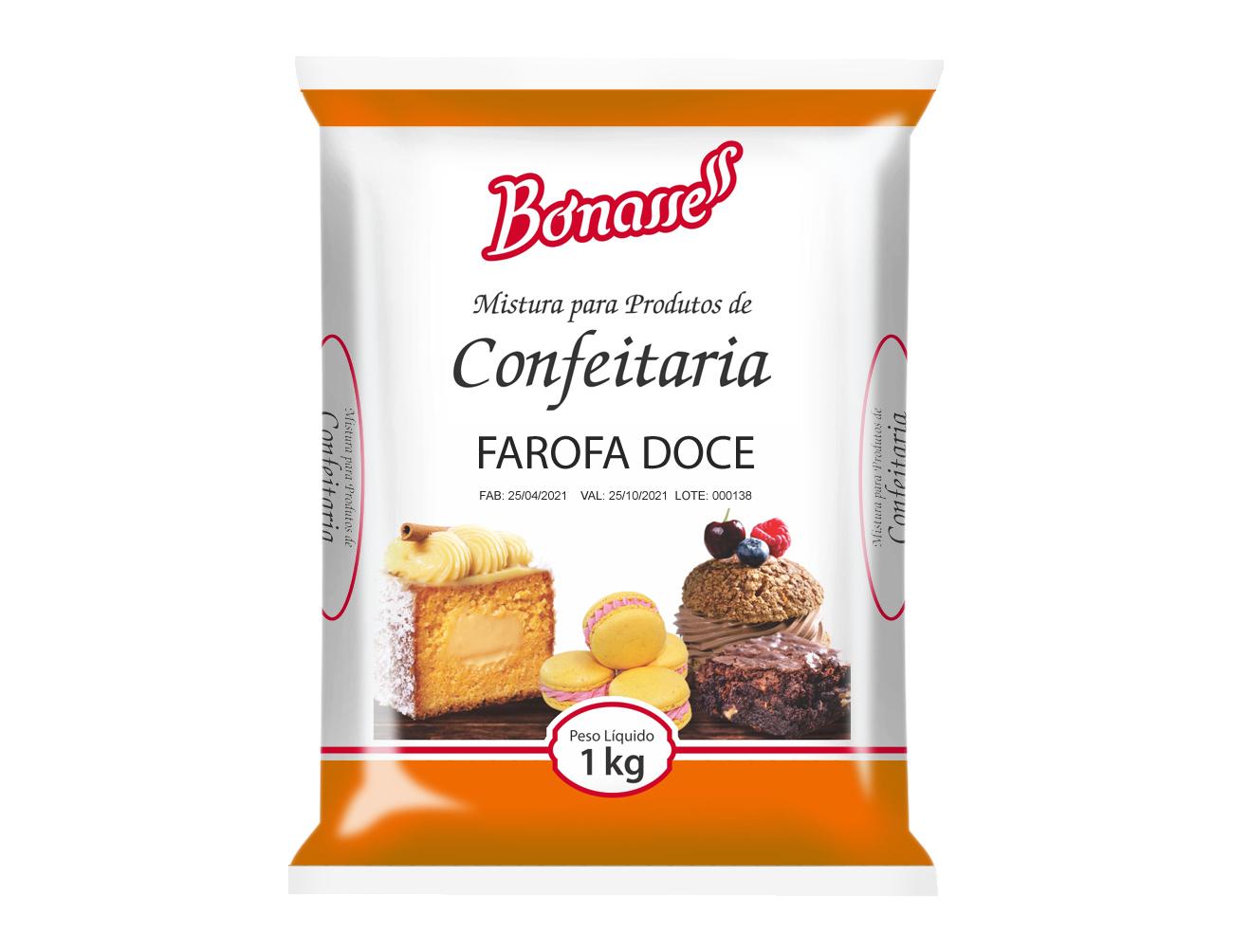 Farofa Doce Crocante