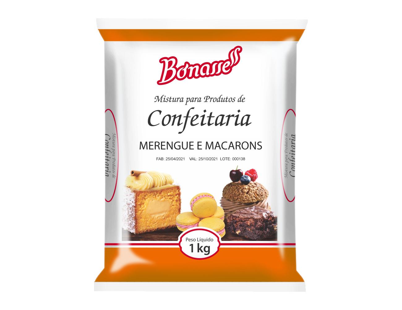 Mistura Creme Merengue