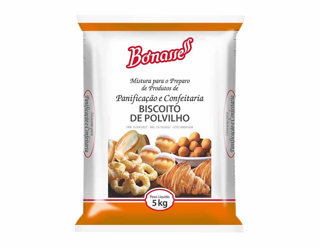 Mistura Biscoito de Polvilho