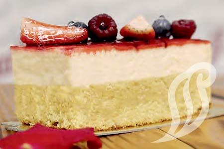 Cheesecake Frutas Vermelhas