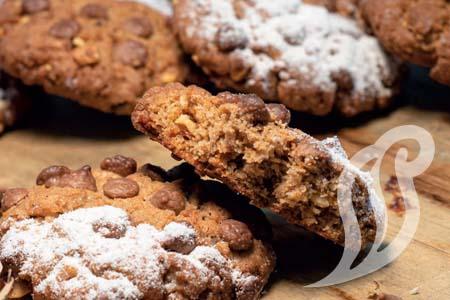 Cookie Pé de Moleque